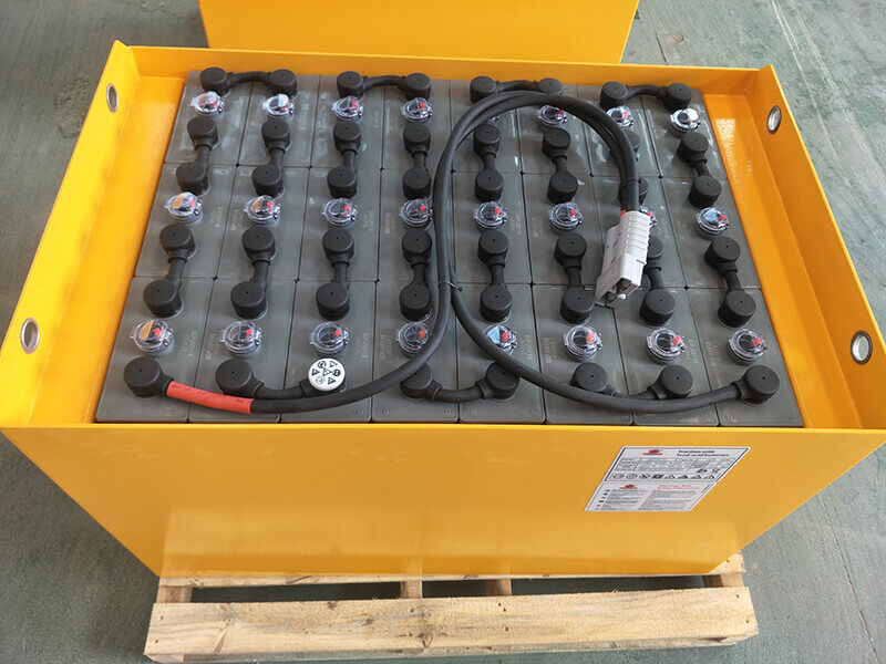 48V 490AH Forklift Battery