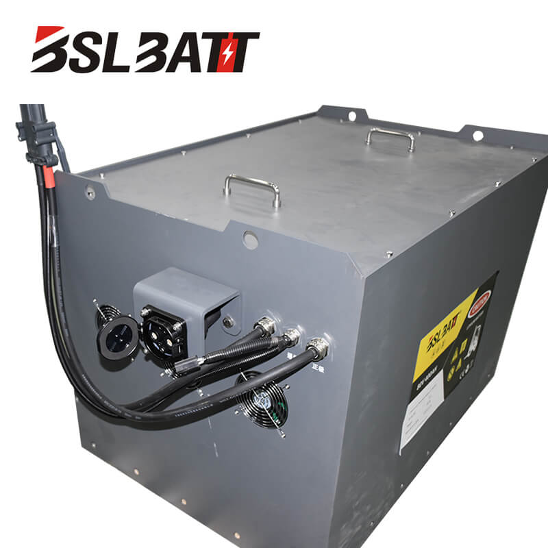 BSLBATT Lithium Batteries for the Material Handling Industry