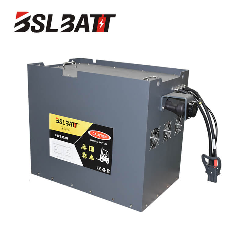 48V 535AH Lithium Ion Forklift Batteries for Material Handling Equipment