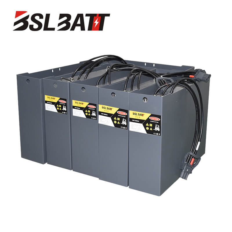 BSLBATT 24V 252Ah Lithium Forklift Battery for Material Handling Equipment