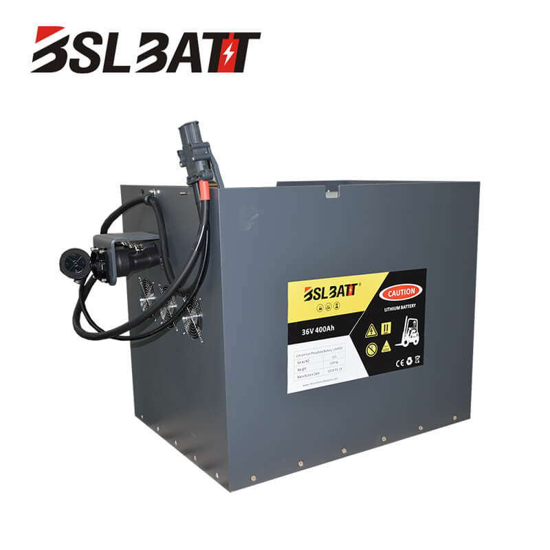 BSLBATT 36V Lithium-ion Battery for forklift trucks and warehouse equipment