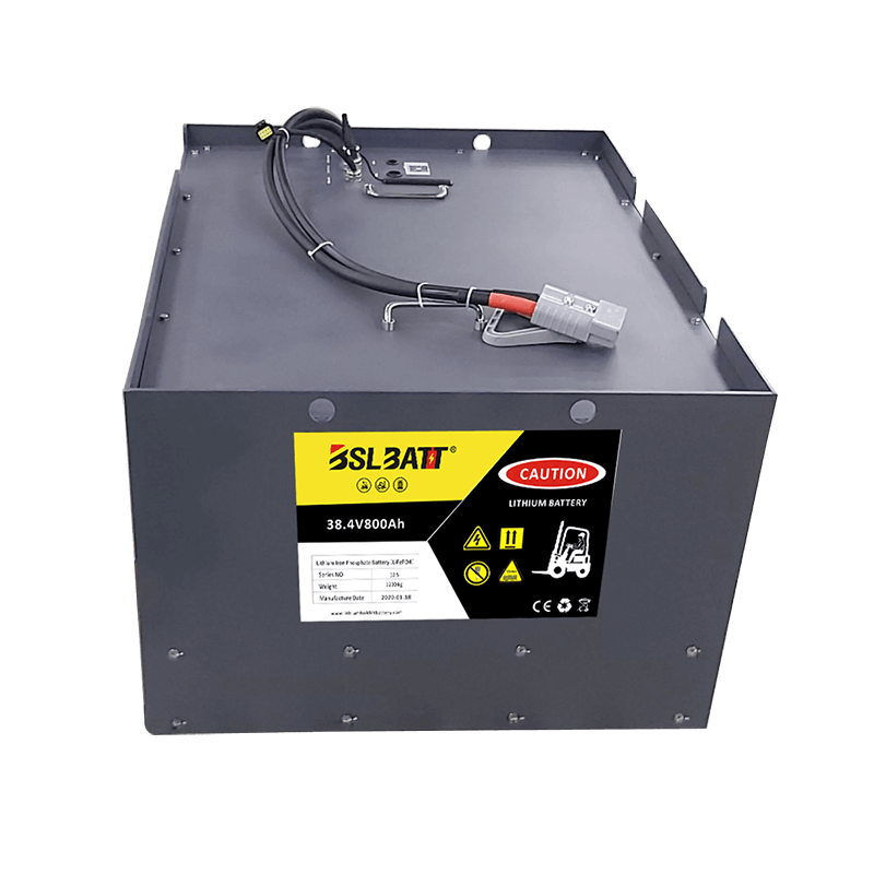 36V lithium-ion forklift battery for Hyundai Used lift truck Class II