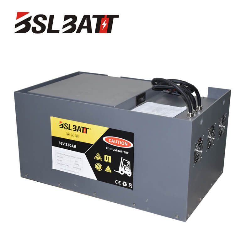 BSLBATT 36V Lithium-ion Battery for Material Handling