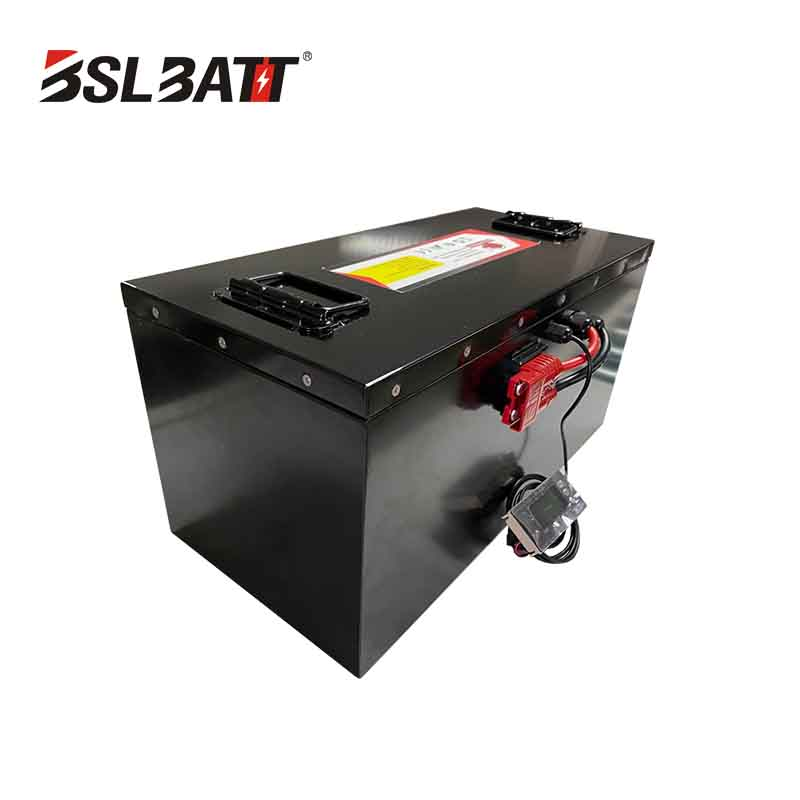 For Solar, Marine, Storage, RV | 48V 120AH Golf Cart Battery‎