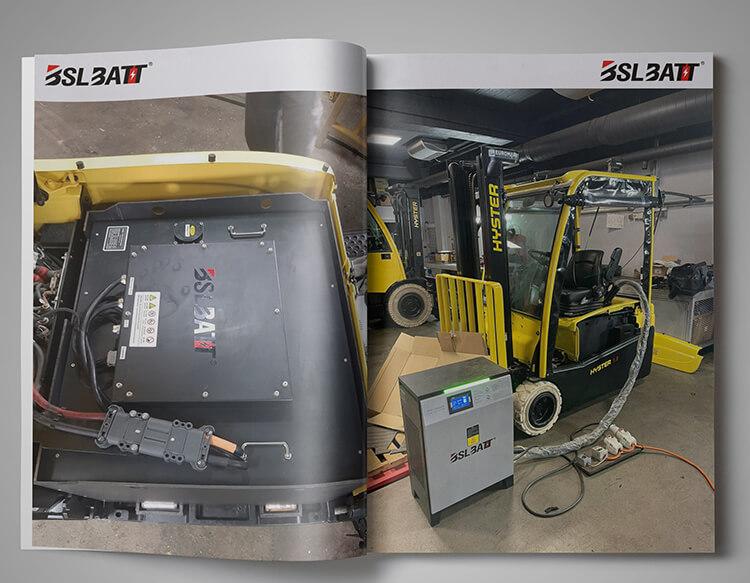 Pourquoi les batteries au lithium sont particulièrement importantes dans les chariots élévateurs électriques ?