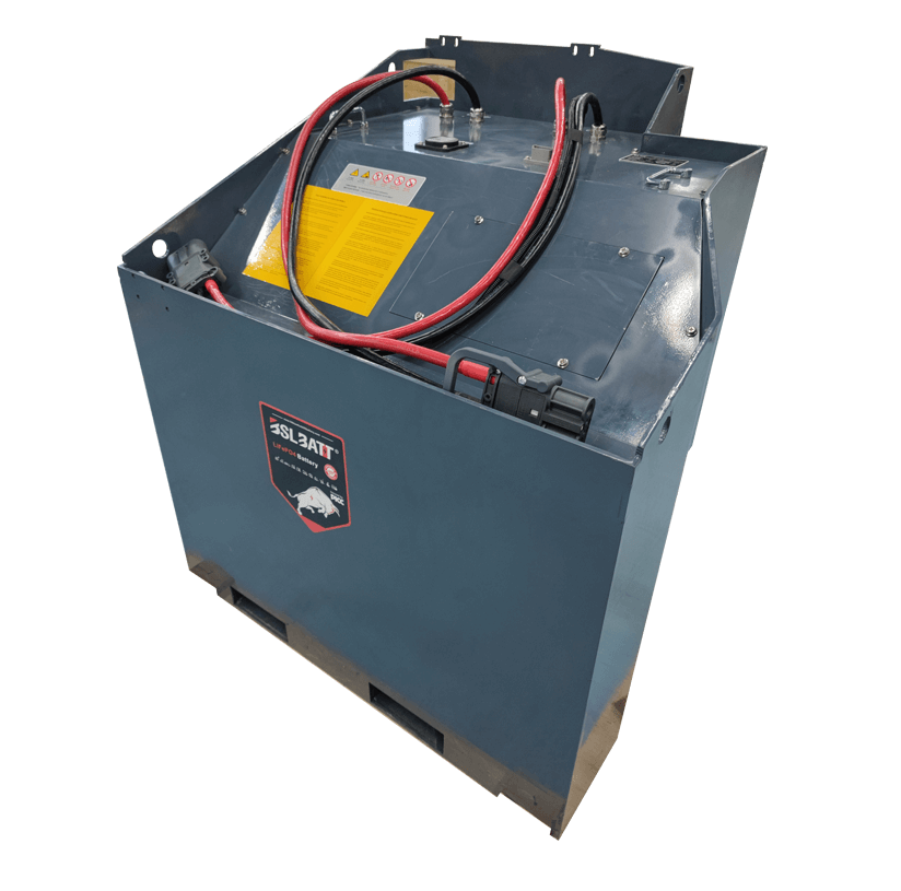 Batteries lithium pour chariots élévateurs électriques Aisle-Master et Combilift
